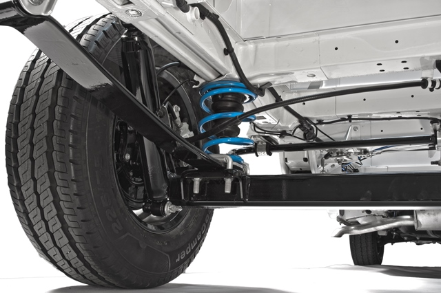 TECHNICAL TIP - WHICH VB PRODUCT SOLVES YOUR SUSPENSION PROBLEM