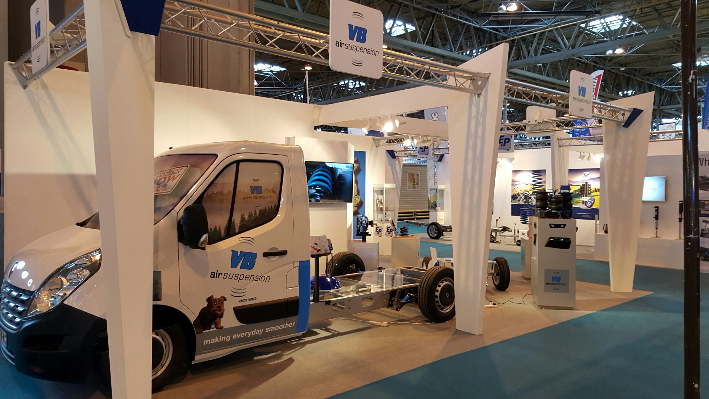 Creative Another Great Year At The 2016 NEC Motorhome Amp Caravan Show
